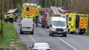 Young man critical after crash killed Coachford native