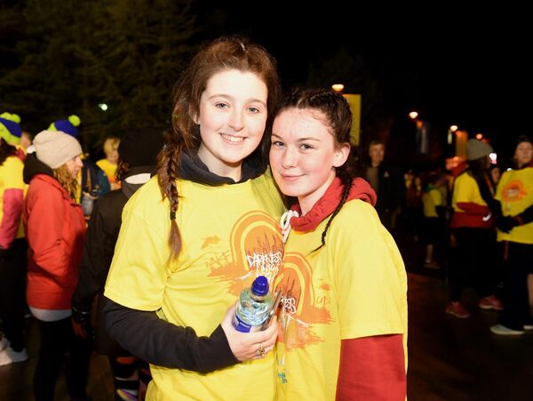 Olivia Murphy, Carrigaline and Alex Cremen, Ballinlough. Picture: Larry Cummins