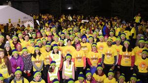 Darkness Into Light: Thousands walk in Cork