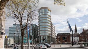 Planning given for hotel tower on Sullivan's Quay