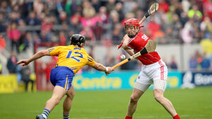 With three games in 13 days Cork boss Meyler may look to freshen up the team