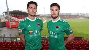 Double winners are looking sharp as Cork City release their new jersey