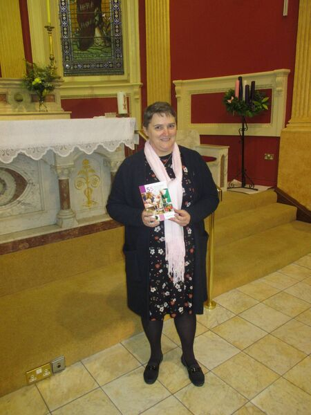 Sr Karen Kent who is based in Ballyphehane.