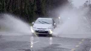 Cork on flood alert with rainfall weather warning in effect