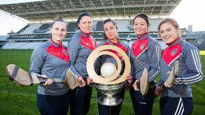 Get serious about smears... Cork camogie team back campaign