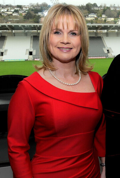 Chairperson Cork County Board, Tracy Kennedy. Pic: Gavin Browne