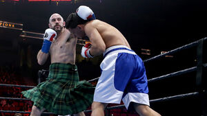 The big interview with Cork boxer Spike O'Sullivan: You've to take the blame yourself in the fight game, no one else can step inside the ropes