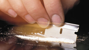 Cocaine on the rise during Christmas party season