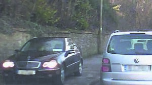 Video: Cork Gardaí probing dangerous driving on busy city footpath