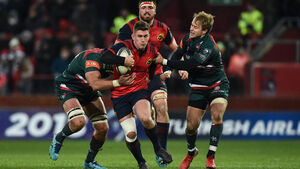 Sweet victory for Munster in ending 11-year wait for a win at Welford Road