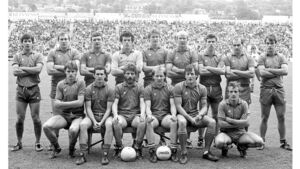 It might be 32 years since the Barrs' last football county but the new breed have the belief to succeed