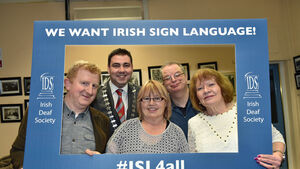 Irish Sign Language set to be officially recognised in historic day for deaf people