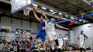 Timing is everything... with the GAA on a break it was great to watch O'Sullivan rising to the next level on the basketball court
