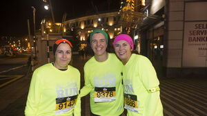 Thousands take to the streets in Cork for Run in the dark