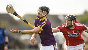 It's up for grabs in the hurling league for Meyler's troops