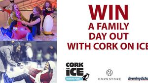 Cork on Ice Competition