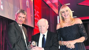 Ted Crosbie makes Cork Hall of Fame