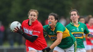 Ladies footballers opened their league campaign with a ruthless dismissal of Kerry