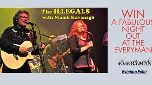 Win tickets to The Illegals at The Everyman