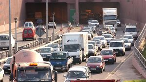 Gridlock in Cork as 4,000 extra cars a day using the Jack Lynch Tunnel every day
