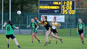 Mourneabbey are still gunning for senior All-Ireland glory