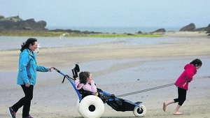 Beach wheelchairs being considered by Cork County Council
