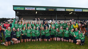 Aghada's warriors capture the junior All-Ireland but their sights are making it to the senior ranks