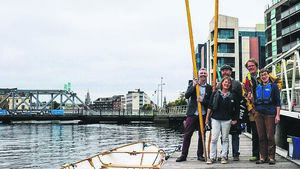 Meitheal Mara planning new Maritime Centre in The Marina