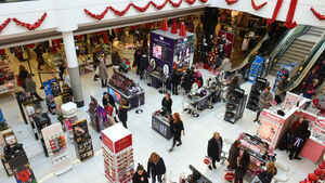 Black Friday bargains lure Cork shoppers
