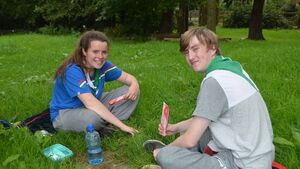 Cork Scouts: Back to scouting for another year