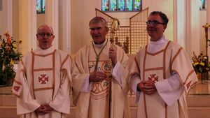 Two deacons ordained in the North Cathedral