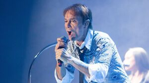 Cliff Richard delights at the Marquee