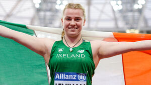 Charleville ace Lenihan is in record-breaking form for Ireland