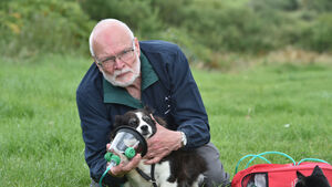Cork campaign for pet oxygen masks