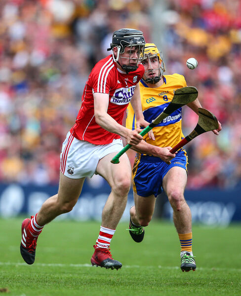 YOUNG GUN: Darragh Fitzgibbon excelled all season. Picture: INPHO/Cathal Noonan