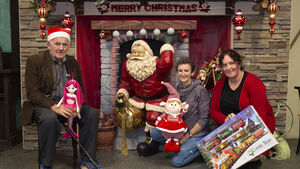 Cork farm hosts socially distanced Santa visits
