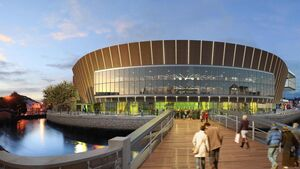City chief insists no re-tendering for events centre