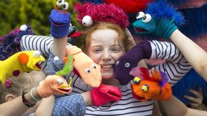 Cork's puppetry festival will give it socks