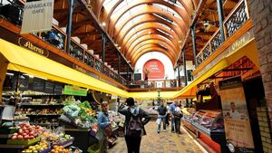 English Market rules have cut crowding