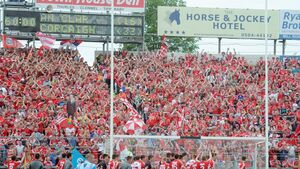 The incredible Cork hurling support deserve to savour these glory days