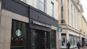 Starbucks ordered to shut its Patrick Street outlet