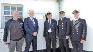 Ceremony marks bicentenary of the Roches Point lighthouse