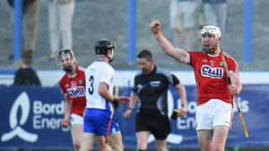 Good times keep rolling for Cork hurling after ice-cool Dalton holds his nerve for U21s