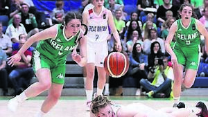 Four from four for Ireland's U18s