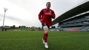 O'Mahony will start against Crusaders in Test run for the Lions