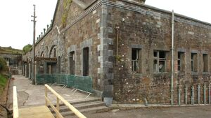 Work begins to transform Camden Fort into a major tourist attraction