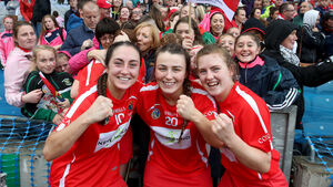 All smiles for camogie wing wizard Amy after glorious return to Croker