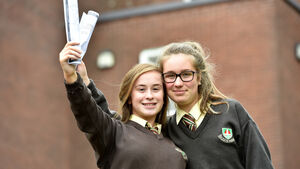 Junior Certs receive their results