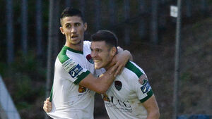 Cork City need just five points to seal the title but aren't at home again in the league until October 7