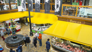 English Market works almost complete: 60% of stalls have been upgraded